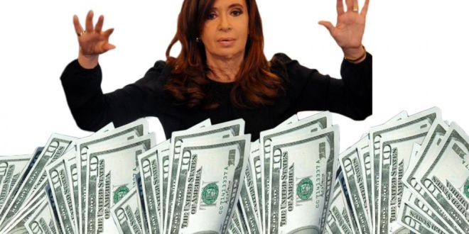 Si Cristina Kirchner gana las elecciones el dólar podría ubicarse en niveles de $19,40