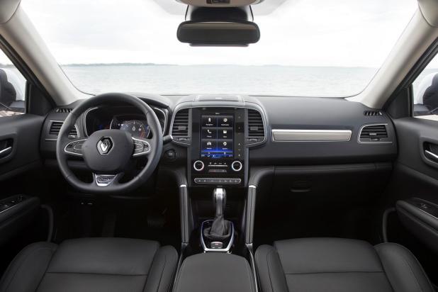Nueva Renault Koleos 2018 - Detalles equipamiento y confort