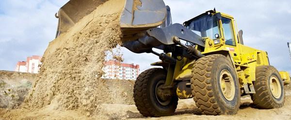 Como se obtiene la arena para la construccion en Argentina