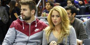 Shakira y Piqué y un ataque de gritos en los bosques de Italia
