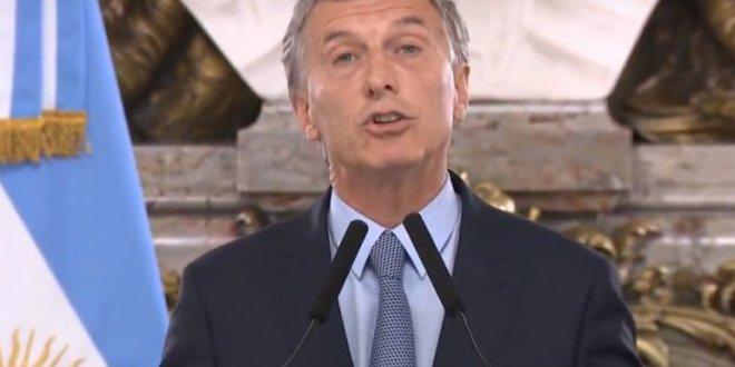 "Macri: ""Vamos a tener meses de alta volatilidad por la incertidumbre política"""