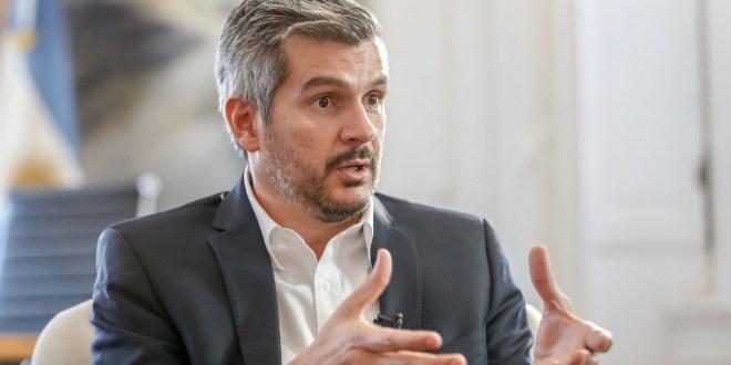 Marcos Peña: «Macri será el candidato y va a ganar las elecciones, que no se adelantarán»