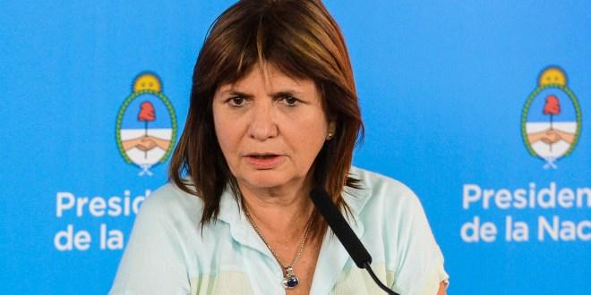 Patricia Bullrich aseguró que no permitirán cortes de autopistas durante el paro del 30 de abril