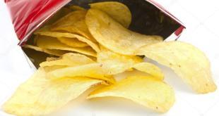 ¿Por qué los paquetes de papas fritas vienen llenos de aire?