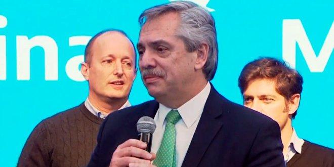"""Alberto Fernández: """"No va a ser fácil bajar la inflación"""""""