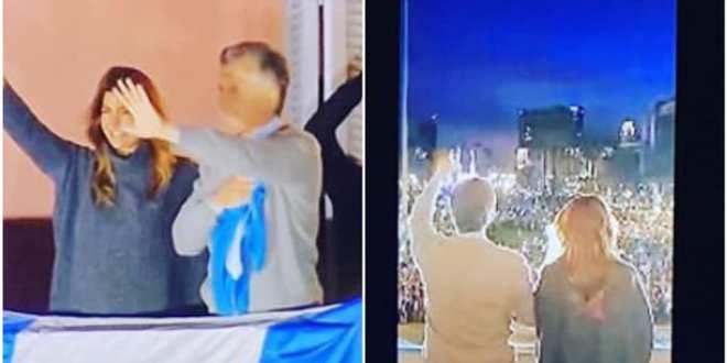 """Macri : """"¡Se puede! ¡Lo vamos a hacer juntos!"""""""