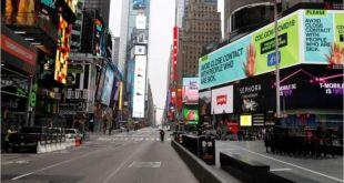 Coronavirus en Nueva York: 100 muertos en las últimas 24 horas