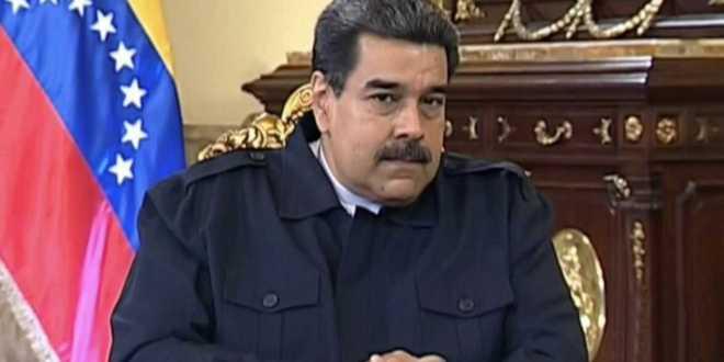 Estados Unidos ofrece ofreció USD 15 millones por datos que lleven a arrestar a Maduro