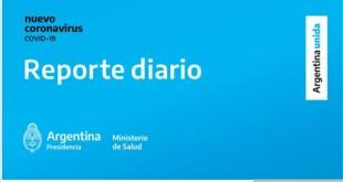 REPORTE DIARIO VESPERTINO