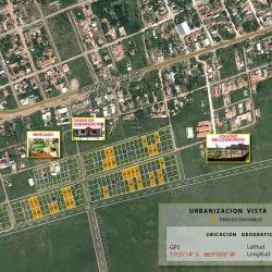 Ubicación de la Urbanización
