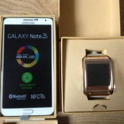 Samsung Note 3+Gear