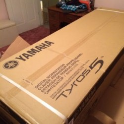 Brand New Yamaha Tyros 5 In Box