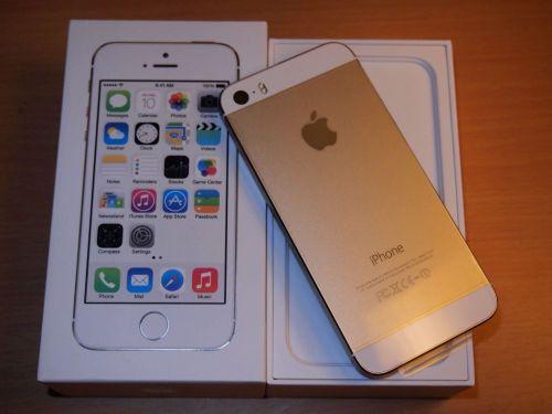 AppleiPhone 5s gold