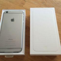 Apple iPhone 6 Plus (Latest Model) 128GB Factory Unlocked - Space Grey