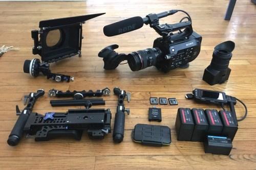 Sony PXW-FS7 XDCAM2