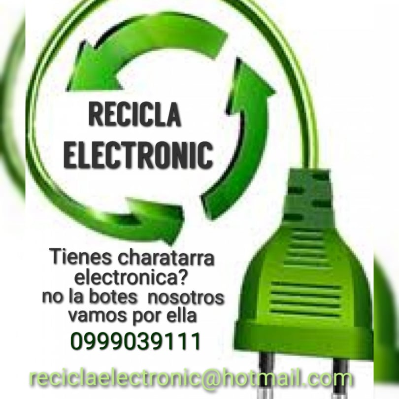 logo reciclAELECTRONIC
