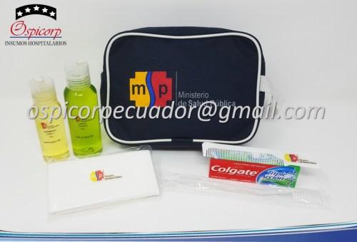 Kit MSP Adulto Cuerina (pañuelo).