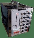 Sistema de control de secado para flexografía industrial