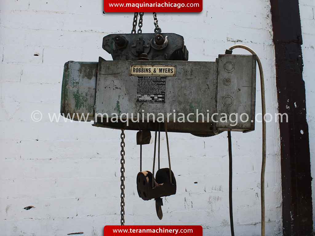 ag1520-polipasto-hoist-robbins&myers-usado-maquinaria-used-machinery-01