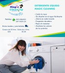 Afiche Caneca detergente Magic