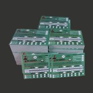 etiquetas adhesivas para recarga de extintores impresas en papel adhesivo de alta seguridad.fw