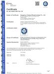 Covid certificado