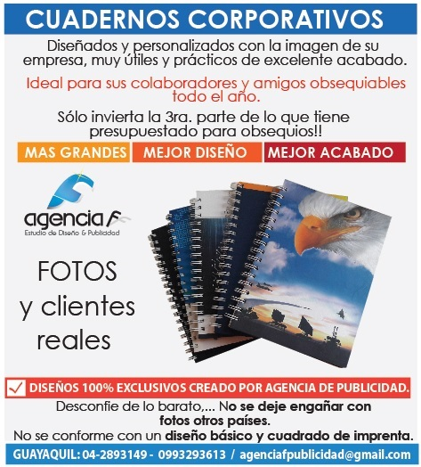 cuadernos personalizados 5