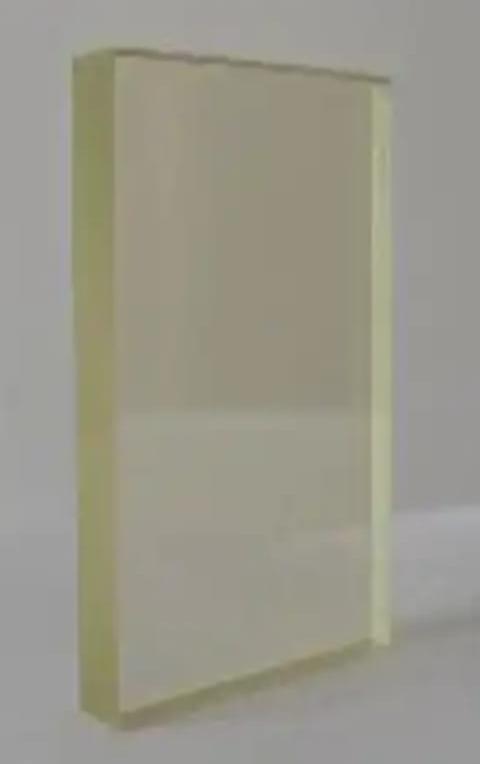 vidrio plomado