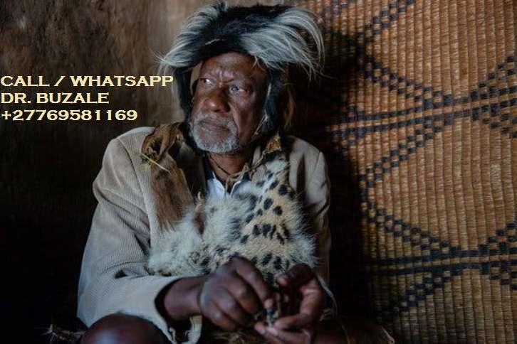 Powerful Traditional Healer 8