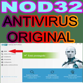 Nod 32 original 1 año