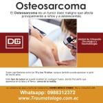 OSTEOSARCOMA QUITO