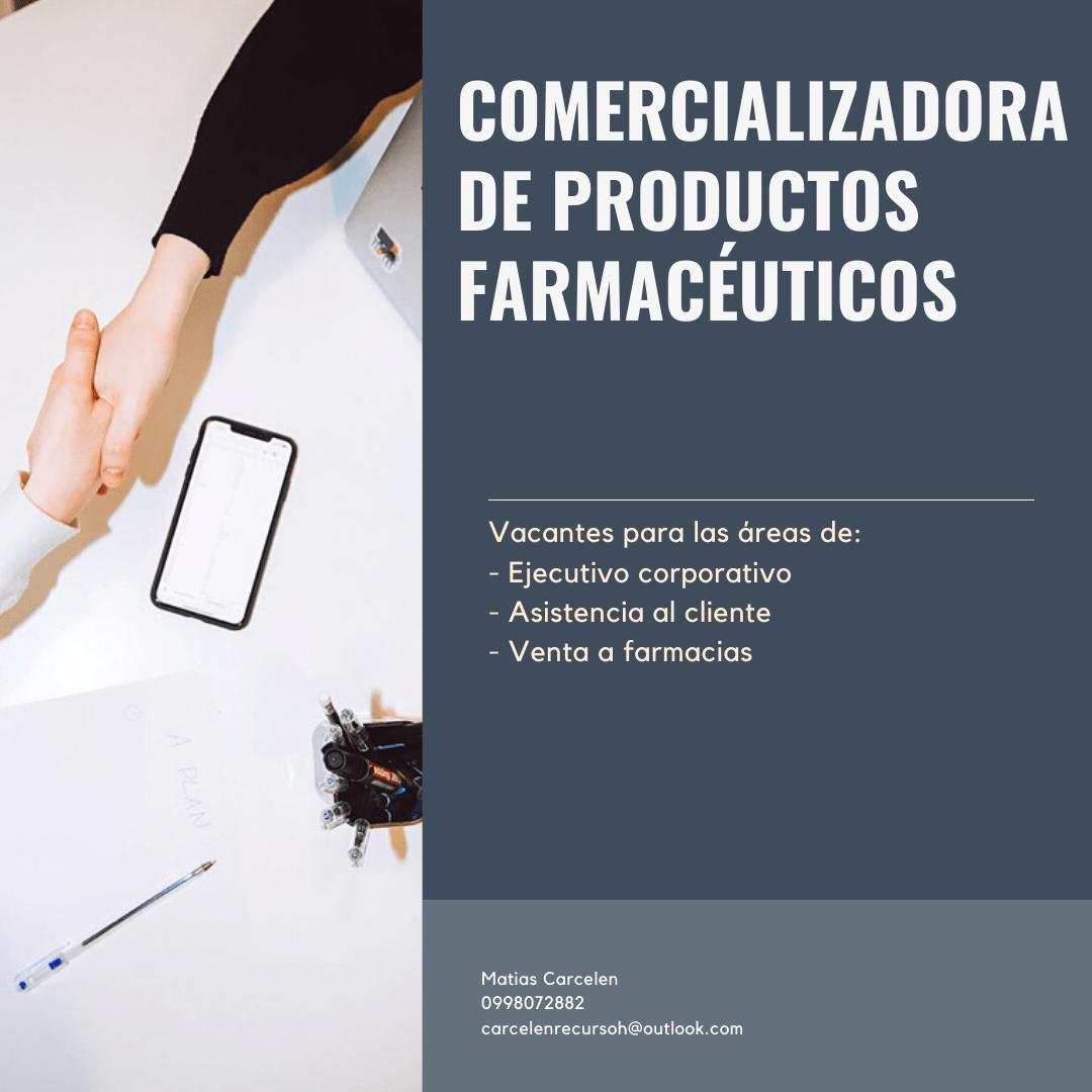 Comercializadora de productos farmacéuticos