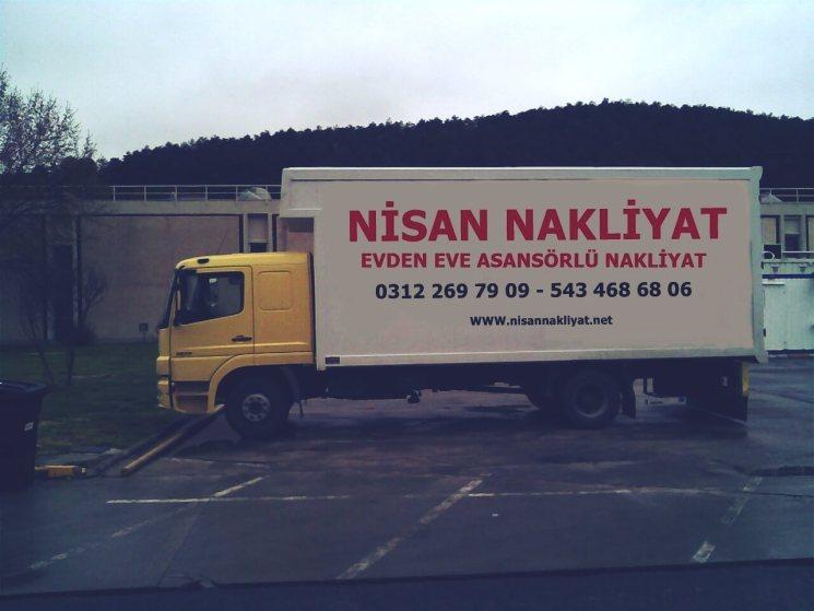 nisan nakliyat kamyon