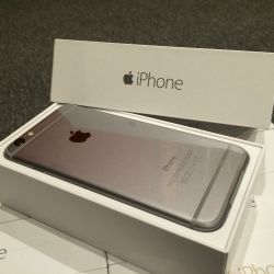 2014 Top sale for apple iphone 6 gray mobile phone