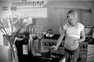 Jennifer Aniston embarazada de trillizos - Vídeo