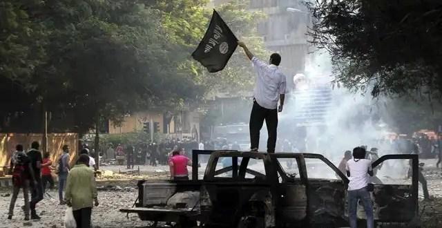 Se extiende la ira islamista contra EEUU