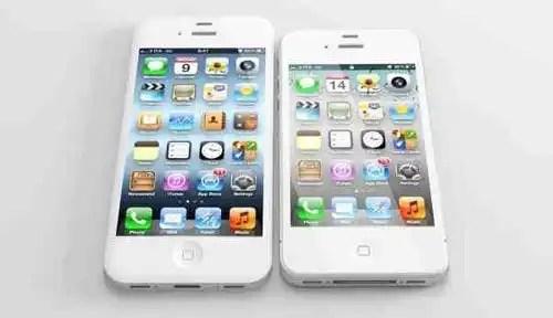 Todo sobre el nuevo iPhone 5 - Fotos