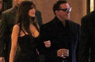 Luis Miguel con la ex-novia de Al Pacino - Fotos