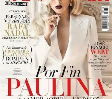 Paulina Rubio habla de su divorcio