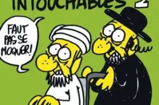 Revista satírica francesa publica nuevas caricaturas de Mahoma - Fotos