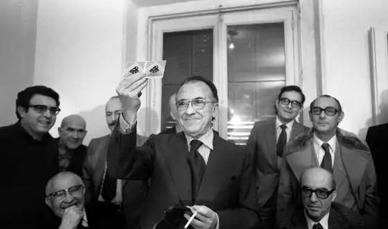 Murió Santiago Carrillo