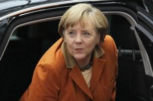 La UE pide 'responsabilidad' a Merkel