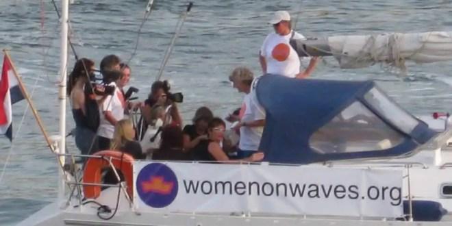 """El """"barco del aborto"""" holandés no es bienvenido en Marruecos"""