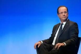 Hollande promete más competitividad