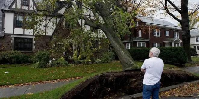 El huracán Sandy provoca 29 muertos en EEUU