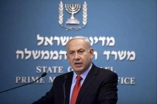 El primer ministro israelí convoca elecciones anticipadas