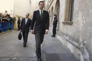 Urdangarín recibió préstamo hipotecario de 5 millones pese a su sueldo de 3.000 euros