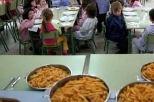 Insólito: Encuentran gusanos en la sopa de un colegio