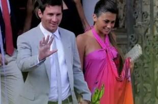 Nació Thiago, el primer hijo de Leo Messi