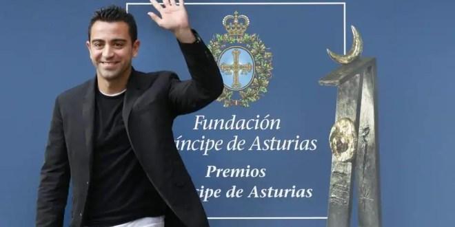 Xavi dona 25.000 euros a un programa social de infancia